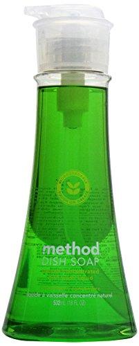 Method Dish Soap Pump - 18 oz - Cucumber (Methode Schale)