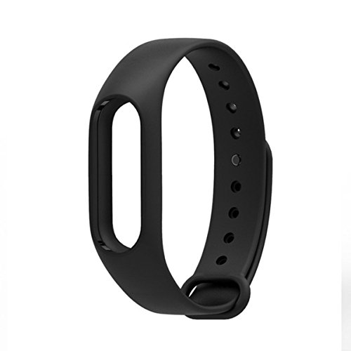 chronex replacement wristband strap for xiaomi mi band 2 with adjustable buckle (l size, black) Chronex Replacement Wristband Strap For Xiaomi Mi Band 2 With Adjustable Buckle (L Size, Black) 41giumYruqL
