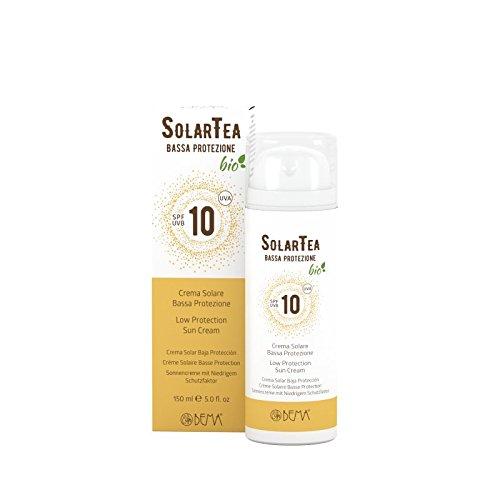 SolarTea - Sonnencreme LSF 10 (150 ml)