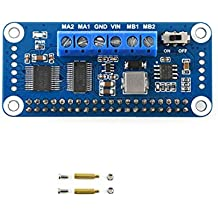 Waveshare Motor Driver Hat for Raspberry Pi Zero/Zero W/Zero WH/2B