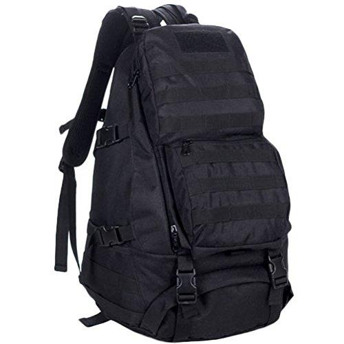 MatchLife , Sac à main porté au dos pour femme Camouflage3 noir