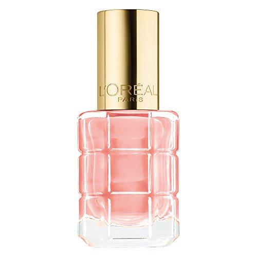 L \'Oréal Paris Color Riche Ölfarben-Nagellack für Nägel, angereichert mit wertvollen Ölen B09 Fleur d\'Oranger