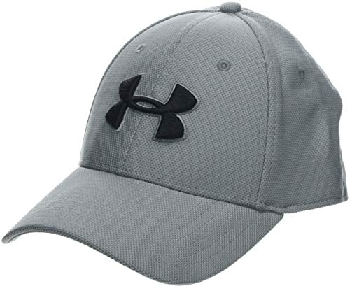 Under Armour Men's Heathered Blitzing 3.0 Gorra