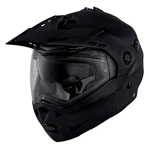 Caberg Tourmax Motorcycle Helmet L Matt Black