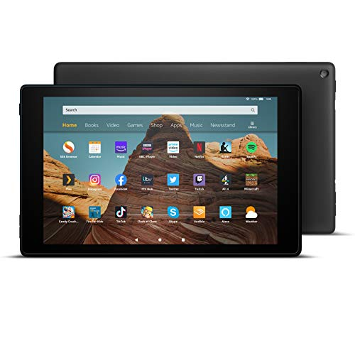 All-new Fire HD 10 Tablet | 10.1...