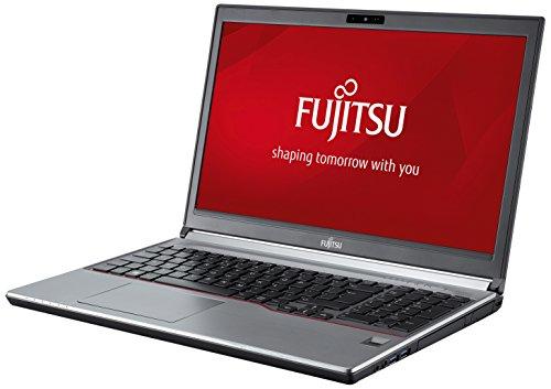 Fujitsu VFY:E7540MXP11DE LifeBook E754 39,6 cm (15,6 Zoll) Laptop (Intel Core i7-4702MQ, 2,2GHz, 8GB RAM, 256GB SSD, Win 7 Pro) grau
