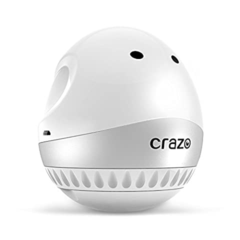 Fabric Shaver, CRAZO Lint Remover with Sleek Design, Best Fabric Defuzzer for Pill Bobble, Fuzz Remover Easy to Carry