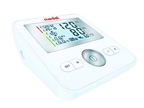 Medel 95142 Misuratore di Pressione da Braccio con Controllo del Posizionamento del Bracciale