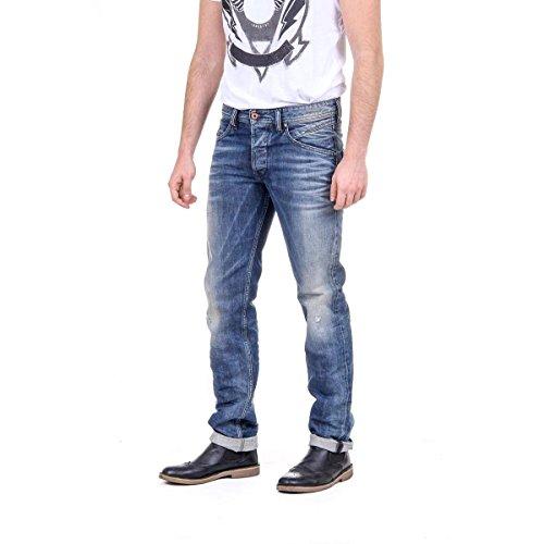 Diesel Jeans Belther Washed Denim