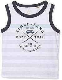 Timberland Debardeur, Camiseta sin Mangas para Bebés