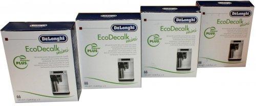 DeLonghi Entkalker EcoDecalk mini Sparpack 8x 100ml für Kaffeevollautomaten, Kaffeemaschinen - Nr.: 5513292821 Nokalk