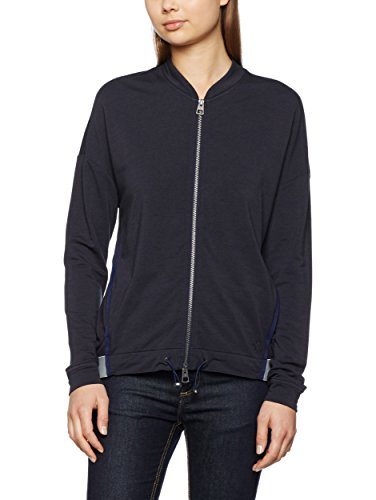 Marc O\'Polo Damen Jacke 701301157015, Blau (Deep Sea Blue 899), Medium