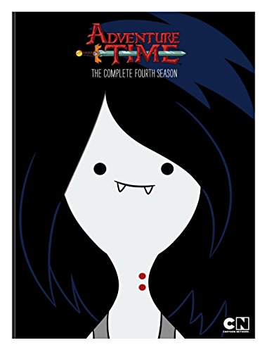 Adventure Time: The Complete Fourth Season [Import USA Zone 1]