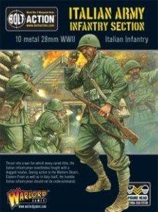 WLG: Italian Infantry