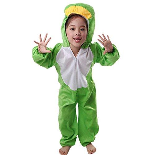 - Frosch Tanz Kostüm