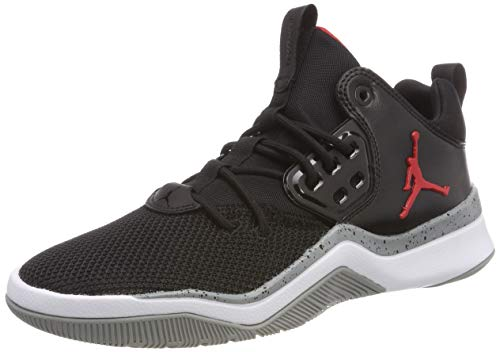 timeless design afdec c3b4d Nike Jordan DNA, Zapatos de Baloncesto para Hombre, Negro (Black University  Red