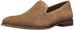 Steve Madden Taslyn Slip-on Loafer Tan Suede 7.5 D(M) US