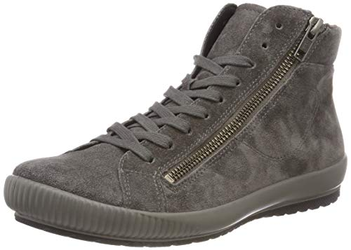 Legero Tanaro, Damen High-Top, Grau (Stone 94), 41 EU (7 UK)
