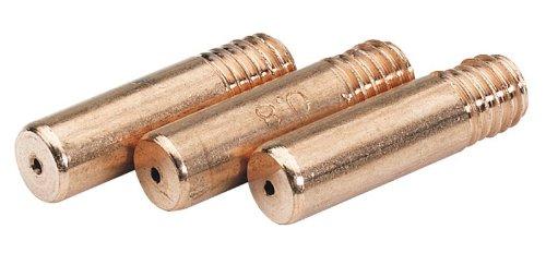 Draper 0.8 mm MIG Torch Embouts (3 Pièces) pour Soudeurs, et accessoires