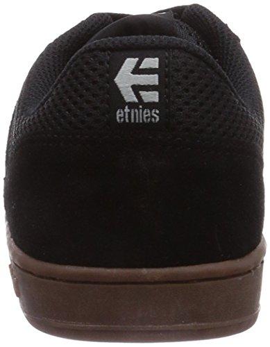 Etnies MARANA Herren Skateboardschuhe Schwarz (BLACK/GUM/GREY/969)
