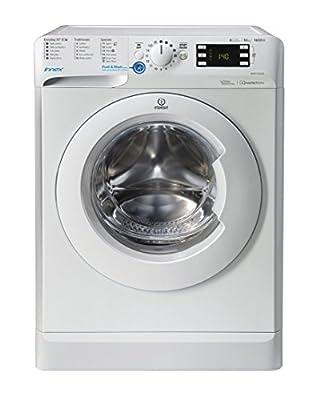Indesit Innex BWE101684XW 10 Kilogram 1600rpm Freestanding Washing Machine White by Indesit