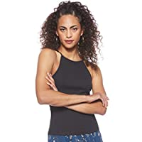 ONLY Womens Cami Blouses in Black, Size: Medium