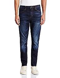 Superdry Mens Drop Crotch Jeans (5054265622816_M70000JN_36W x 32L_Mechanic)