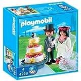 Playmobil 4298 - Brautpaar m.Hochzeitstorte