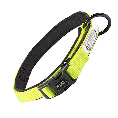 Lampop Hundehalsband Nylon Einstellbar Nacht Vision 3M Reflektierenden Streifen f¨¹r Kleine/Mittlere und Gro?e Hund£¨XS,S,M,L£©