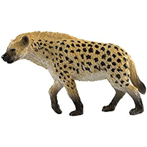 Yiniao Famiglia Zoo 10 Animali Africani Più Popolari Iena Maculata - Zoo Africano