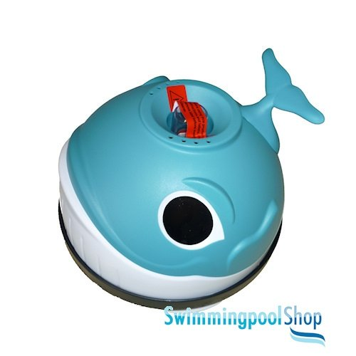 Automatischer Pool Bodensauger Magic Whaly Poolroboter