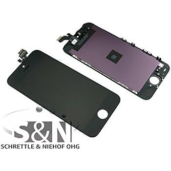 Original iPhone 5 Display Touchscreen Glas Rahmen: Amazon