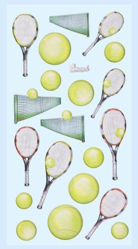 Softy-Sticker Tennis (Tennis-bogen)