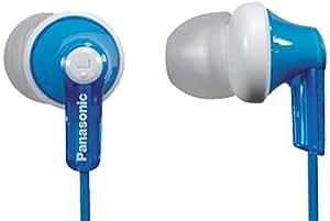 Panasonic RP-HJE120E1A In-Ear-Kopfhörer (3,5 mm Klinkenstecker) blau