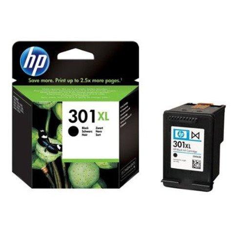 Hewlett Packard No.301XL Black Triple Pack CH563EE x3 3x Tintenpatronen Original HP, schwarz -
