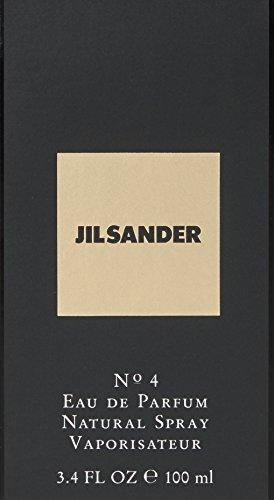 Jil Sander Jil sander woman no 4 eau de parfum 1er pack 1 x 100 ml