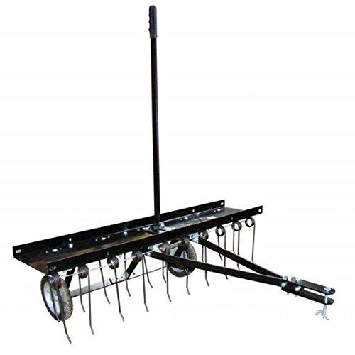 Scarificateur trainé TurfMASTER TA100 - Largeur 100 cm - 20 griffes