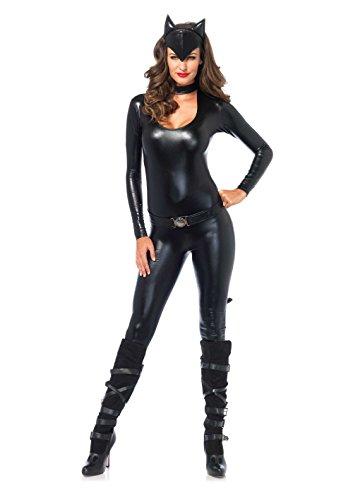 Leg Avenue 83767 - Feline Femme Fatale Damen kostüm, Größe M ()