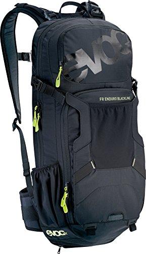 Evoc Protector Enduro Blackline - Mochila ( sistema de hidratación ), color negro, 27 x 56 x 11 cm