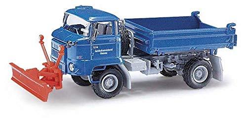 ESPEWE H0 IFA L60 3SK Blau Autobahnmeis..