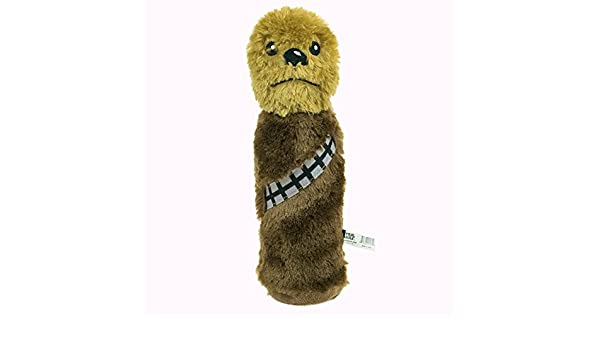 Star Wars Bottle Cruncher Dog Toy Chewbacca: Amazon.co