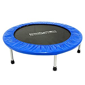 Bodymax Mini Trampoline - Black, 40 Inch