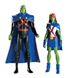 DC Universe Young Justice 2-Pack martian manhunter & miss martian