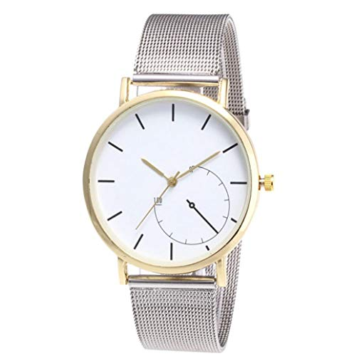 Klassische Quarz Edelstahl Armbanduhr Armband Uhren Online Damen Uhren
