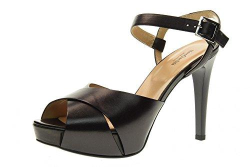 NERO GIARDINI scarpe donna sandalo P717900DE/100 Nero