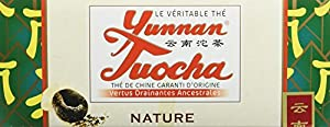 Yunnan Tuocha Thé Noir 25 infusettes - Lot de 5