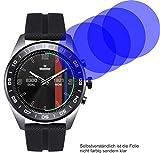 4X ANTIREFLEX matt Schutzfolie für LG Watch W7 Displayschutzfolie Bildschirmschutzfolie Schutzhülle Displayschutz Displayfolie Folie