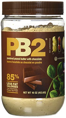 Bell Plantation PB2 Peanut Butter (Powdered) Chocolate, 1er Pack (1 x 454 g) -