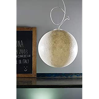 In-es.artdesign Luna Pendant Light Diameter 50 cm