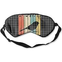 Vintage Style Chickadee Silhouette 99% Eyeshade Blinders Sleeping Eye Patch Eye Mask Blindfold For Travel Insomnia... preisvergleich bei billige-tabletten.eu